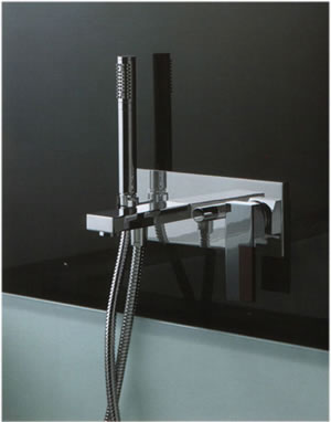 Fantini Plano Bathroom Shower Taps