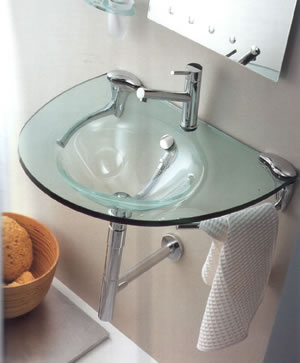 Regia 744309 Glass Sinks