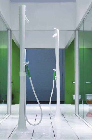 Flaminia Albero Shower Columns