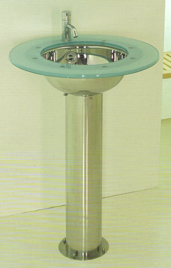 Rapsel America's Cup Freestanding Bathroom Sinks