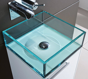 Arvex Glass Basins