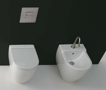 Axa Evolution Bathroom Toilets