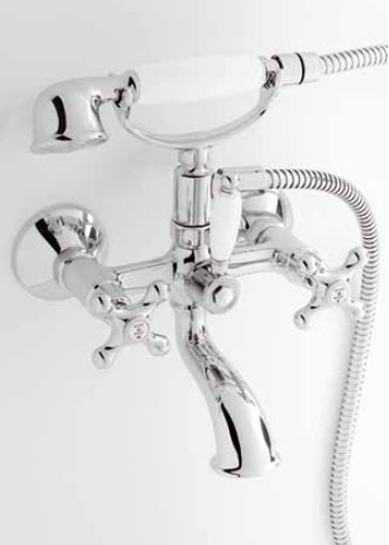 Bath&Bath Dover Traditional Shower Mixers