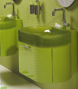 Regia Bilbao Bathroom Furniture