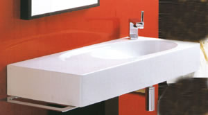 Simas Bohemien Bathroom Basins
