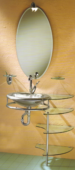 Bolan Elisse Stainless Steel Basins