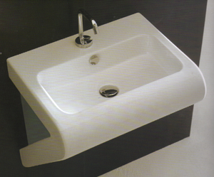 Art Ceram Fontana Bathroom Sinks