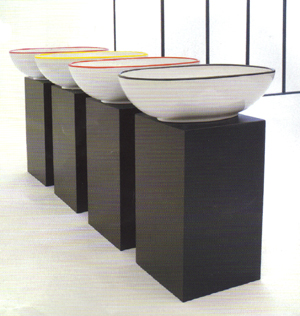 Art Ceram La Ciotola Bathroom Basins
