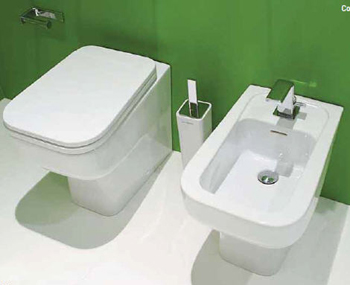 Flaminia Como Back to Wall Toilets