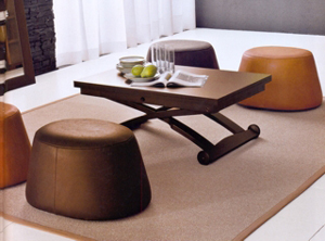 Calligaris Cooky Lounge Poufs
