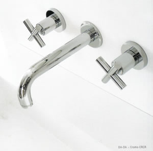 Zazzeri Da-Da Bathroom Taps