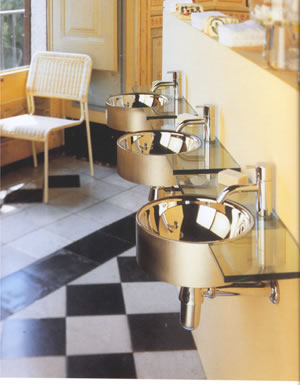 Nito Ergo Stainless Steel Basins