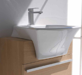 Ceramica Esedra Selinon Bathroom Sinks