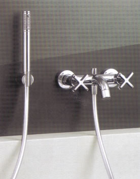 Fantini Riviera Bathroom Shower Taps