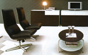 Calligaris Feel Lounge Chairs