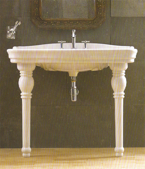 Galassia Ethos Traditional Bathroom Sinks