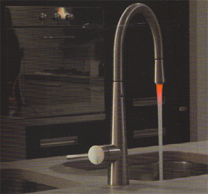 Gessi Just Kitchen Taps