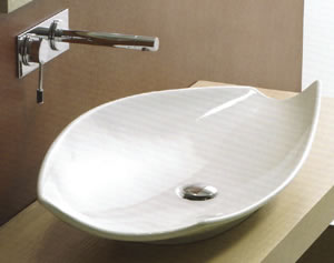Scarabeo Kong Bathroom Sinks