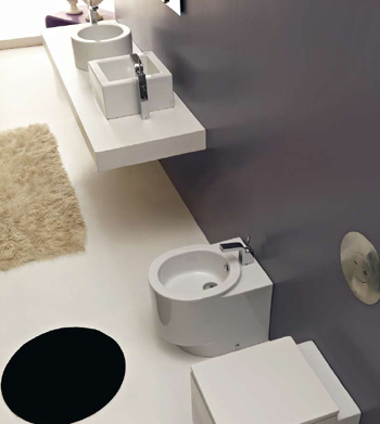 Vitruvit Lui & Lei Countertop Bathroom Basins
