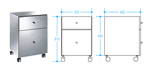 Lineabeta Runner Bathroom Cabinets