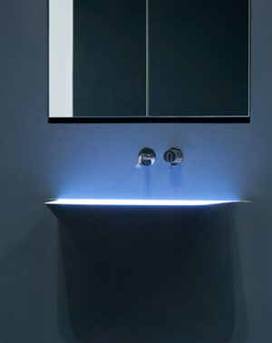 Antonio Lupi Soffio Bathroom Sinks