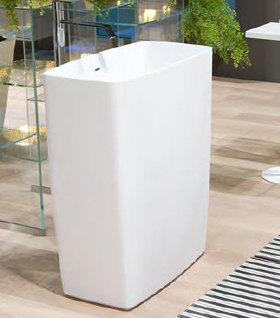 Antonio Lupi Tender Freestanding Bathroom Sinks