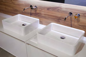 Antonio Lupi Servoretto Bathroom Sinks