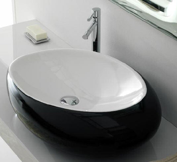 Scarabeo Moai Bathroom Sinks