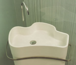 Rapsel Mylos Freestanding Bathroom Sinks