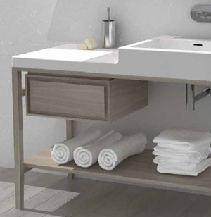 NIC Design Semplice Bathroom Vanity Sinks