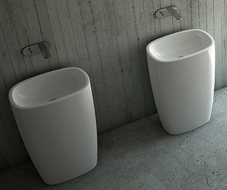 NIC Design Milk Bathroom Sinks
