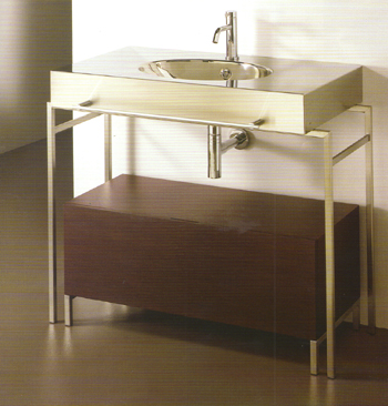 Bolan Pitagora Stainless Steel Basins