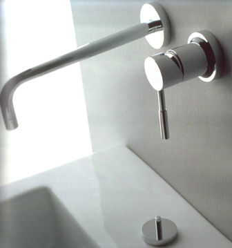 Gessi Oxygene Bathroom Taps