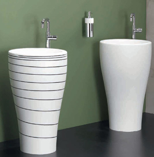 Regia Congas Bathroom Sinks