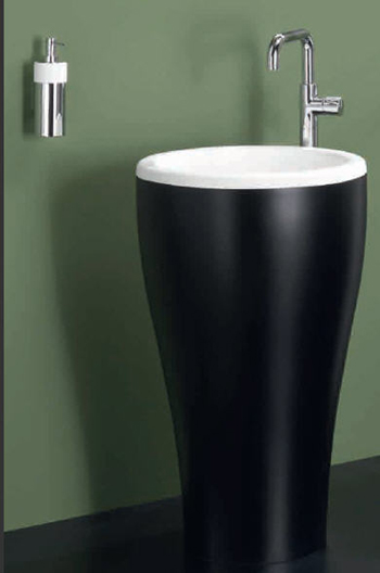 Regia Congas Freestanding Bathroom Sinks