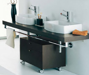 Regia Plaza Bathroom Cabinets