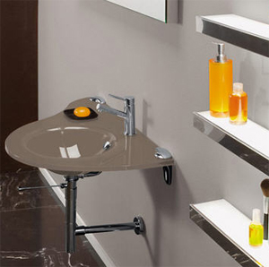 Regia Mini Oceano Glass Sinks