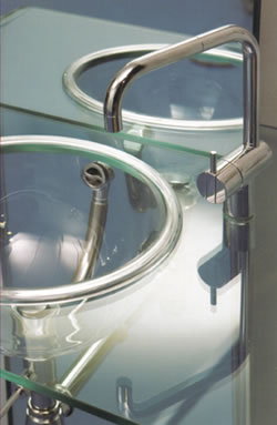 Rapsel Coup de Foudre Bathroom Sinks
