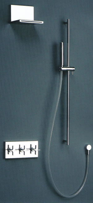 Ritmonio Waterblade Bathroom Shower Taps