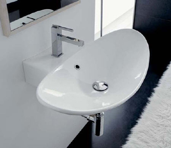 Scarabeo Zefiro Bathroom Sinks