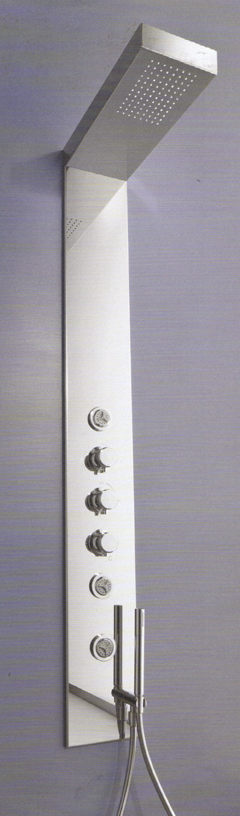 Ritmonio Clockwork Shower Columns