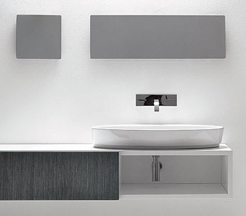 NIC Design Shadow Bathroom Mirrors