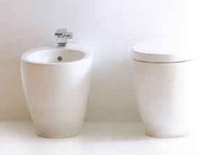 Simas Bohemien Bathroom Toilets