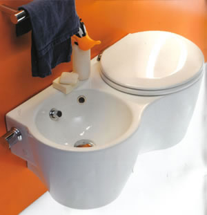 Ideal Standard Small+ Back to Wall Toilets
