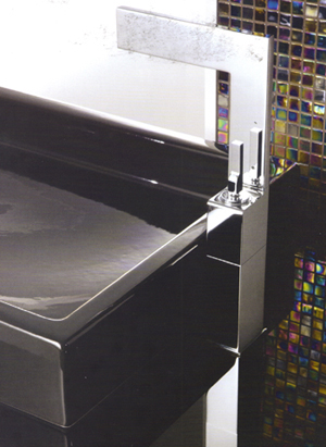 Ritmonio Tetris Bathroom Taps