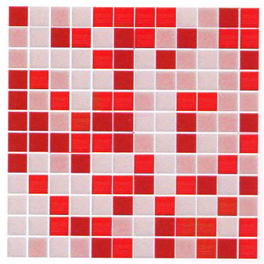 Trend Intensity Mosaic Tiles