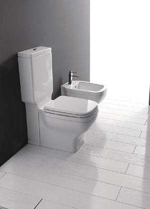 Varm Nova Traditional Bathroom Toilets