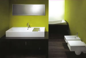 Catalano Verso 120 Bathroom Sinks