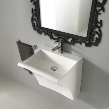 Vitruvit Simply Bathroom Sinks