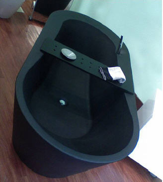 WET Freestanding Plastic Baths